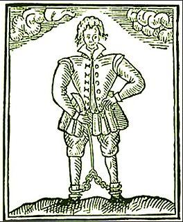Thomas Nashe 16th-century English pamphleteer and poet