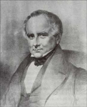 Decimus Burton - Decimus entertained his cousin Thomas Chandler Haliburton, the Canadian author, in London.
