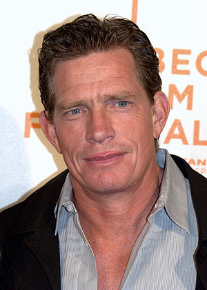 English: Thomas Haden Church at the 2009 Tribe...