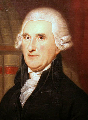 Thomas McKean - Image: Thomas Mc Kean by Charles Willson Peale