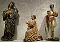 Three Kings from an Adoration Group, Swabia, before 1489 (5446272706).jpg