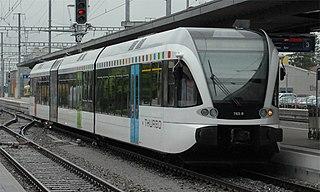 line of the Zurich S-Bahn