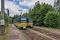 Thuringia asv2020-07 Thüringerwaldbahn in Friedrichroda img1.jpg