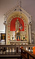 Thurles Cathedral West Transept Altar 2012 09 06.jpg