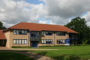 Thurston Community College - Image: Thurston Community College geograph.org.uk 243357