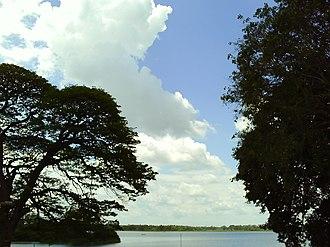 Ancient constructions of Sri Lanka - Tissa Wewa (Tissamaharama), an ancient reservoir