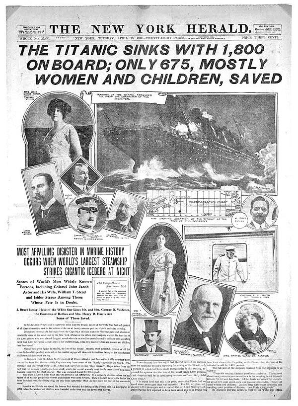 Christmas before Titanic - Página 4 600px-Titanic-New_York_Herald_front_page_2