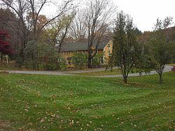 Todd Farm House in North Smithfield Rhode Island RI.jpg