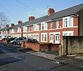 Toftingall Avenue, Birchgrove, Cardiff - geograph.org.uk - 1716183.jpg