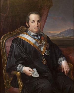 Order of Isabella the Catholic - Image: Tomás de Cortina (Museo de Jaén)