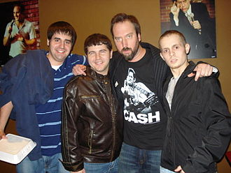 Tom Green - Green at the Houston Improv in 2010