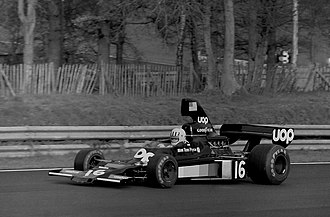 Shadow DN5 - Tom Pryce at the 1975 Race of Champions