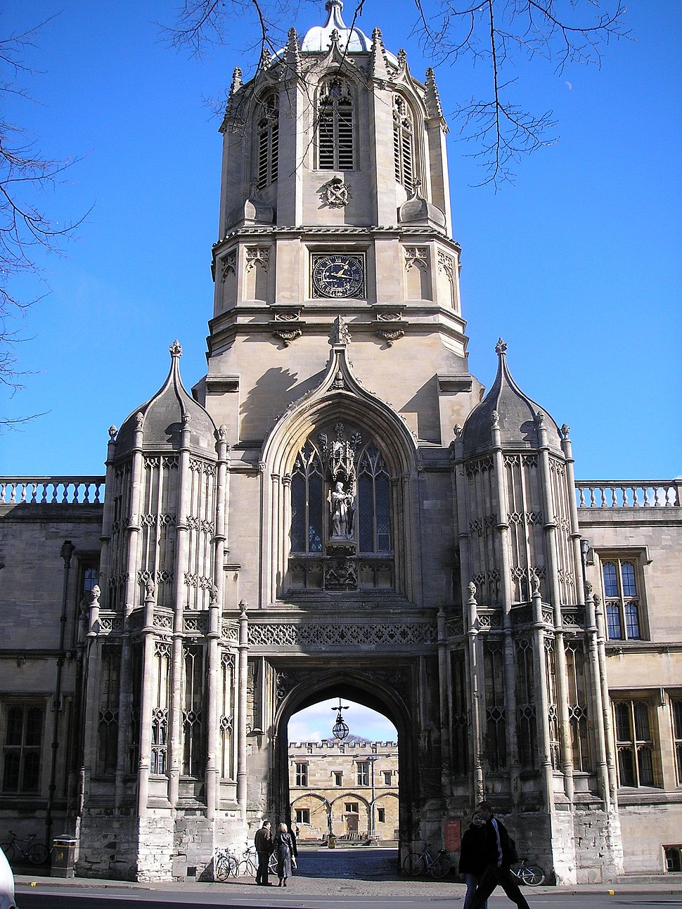 Tom Tower (Oxford, England)