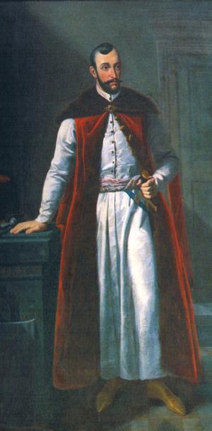 Tomasz Zamoyski - Image: Tomasz Zamoyski 1