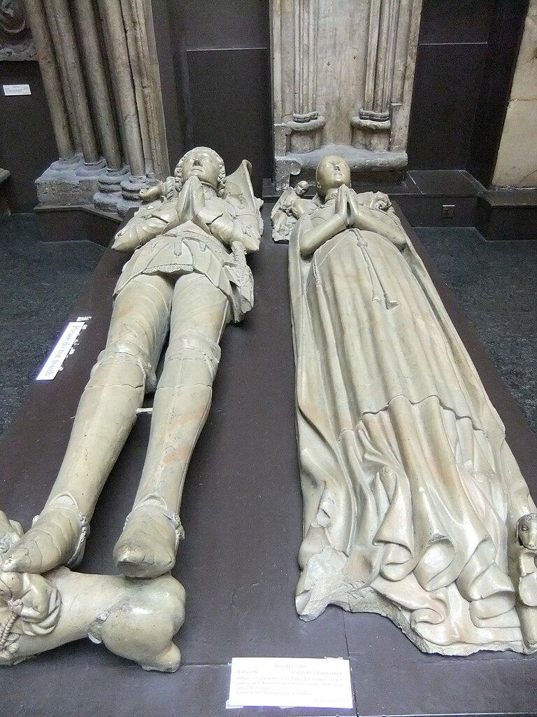 File Tomb Effigies Victoria Amp Albert Museum London