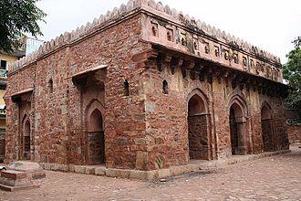 Bahlul Lodi - Tomb of Bahlol Lodi at Chirag Delhi in Delhi