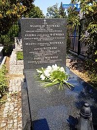Tomb of the Witwicki family, Konstancin-Jeziorna.jpg