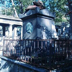 Pierre Claude François Daunou - Tomb of Pierre Daunou