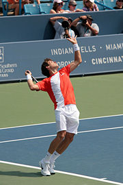 Tommy Haas serves2