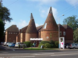 Tonbridge - The Oast Theatre