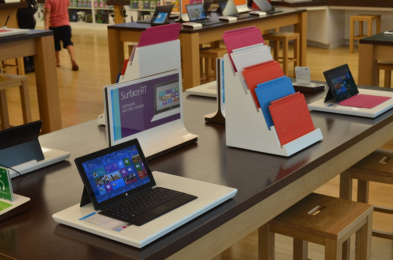 Why to Buy from Microsoft Store