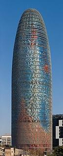 38-story skyscraper in Barcelona