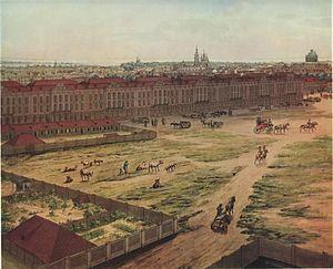 Twelve Collegia - The Twelve Colleges in 1820