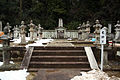 Tottori feudal lord Ikedas cemetery 058.jpg