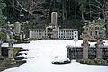 Tottori feudal lord Ikedas cemetery 127.jpg
