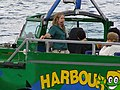 "Tour guide on the ""Harbour Hopper"" (Halifax NS, July 3 2007) (708026500).jpg"