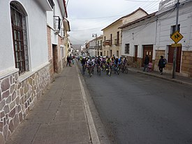 Tour of South Bolivia (cycling) - Stage 2 - Sucre - 1.JPG
