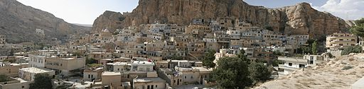 Town of Maaloula