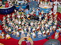 Toy Orchastra at Kristalkindmarkt before Xmas, Nurnburg - panoramio.jpg
