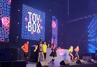 Toy-Box Danish pop band