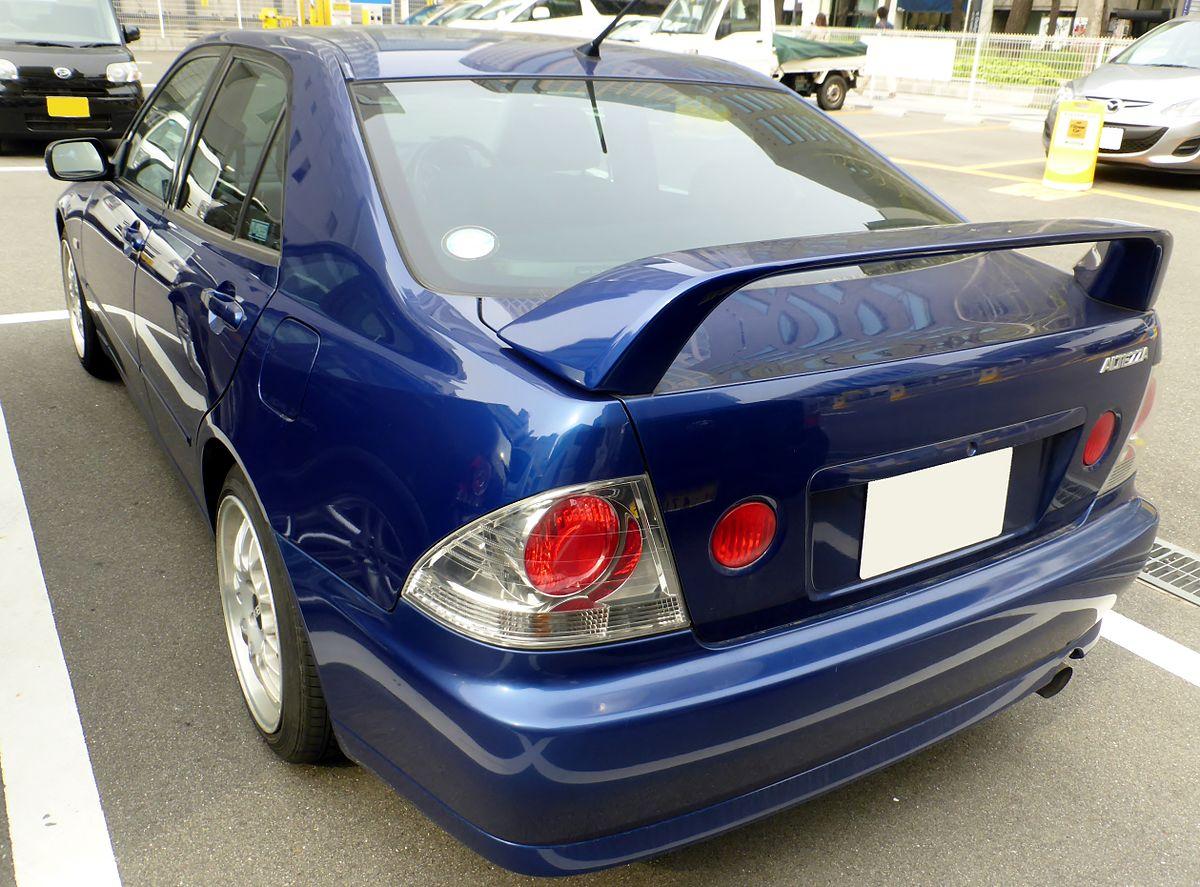 Kelebihan Kekurangan Toyota Altezza Perbandingan Harga