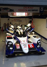 Toyota TS040 Silverstone Pits.JPG