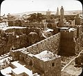 Traditional Mount Zion, from Tower over the Jaffa Gate, South. (4879237387).jpg