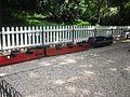 Train at Alexander Park Miniature Railway.JPG