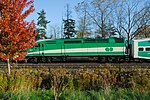 Trainspotting GO train -440 headed by MPI MP40PH-3C - 651 (8123531247).jpg