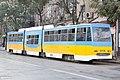 Tram in Sofia mear Macedonia place 2012 PD 024.jpg