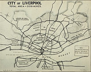 Architecture of Liverpool History and survey of architecture in Liverpool, England