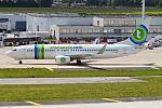 Transavia France, F-GZHG, Boeing 737-8K2 (27852547903).jpg