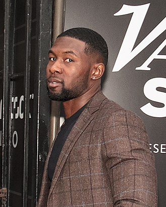 Trevante Rhodes - Rhodes in 2017