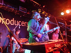 The Buggles - Trevor Horn performing with Producers in 2007.