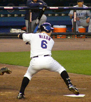 Trot Nixon - Nixon with the New York Mets