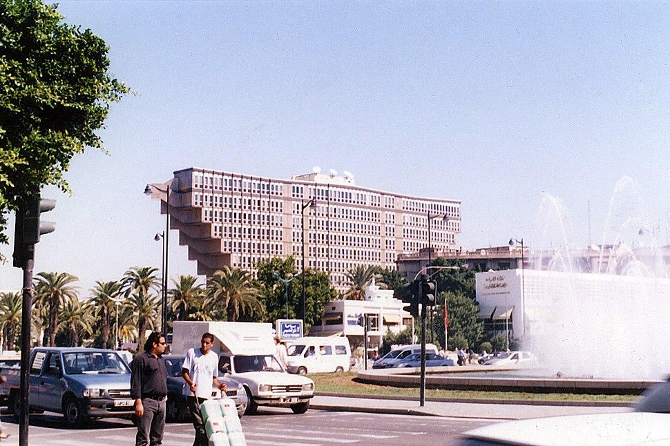 Tunis-hotel-u-glavnom-gradu