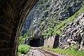 Tunnel 36 with gallery Circum-Baikal Railway by trolleway, 2009 (31394907014).jpg
