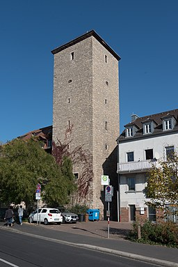 Turmgasse in Würzburg