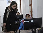 USAID helps Upgrade a High School in Lahore (37687571681).jpg