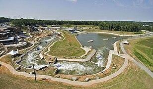 U S National Whitewater Center Wikipedia